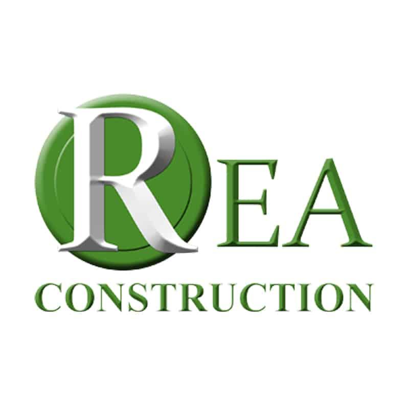 rea construction logo